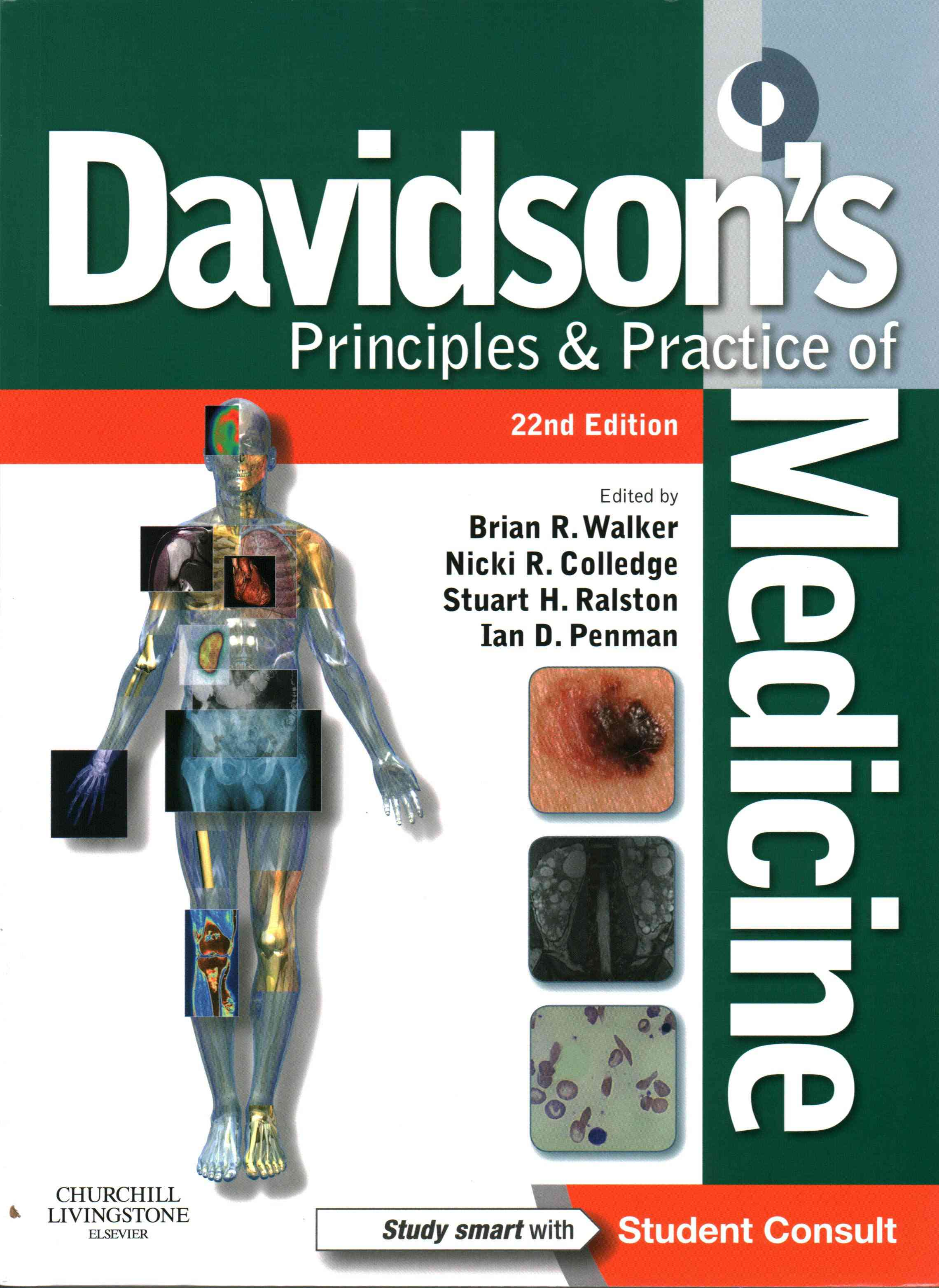 Davidson's Principles and Practice of Medicine By Walker, Brian R./ Colledge, Nicki R./ Ralston, Stuart H./ Penman, Ian