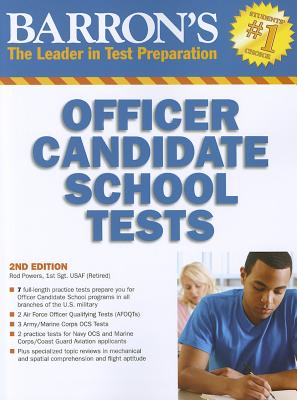 Barron's Officer Candidate School Test By Powers, Rod